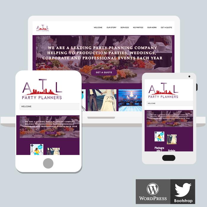 Wordpress Website Non Profits