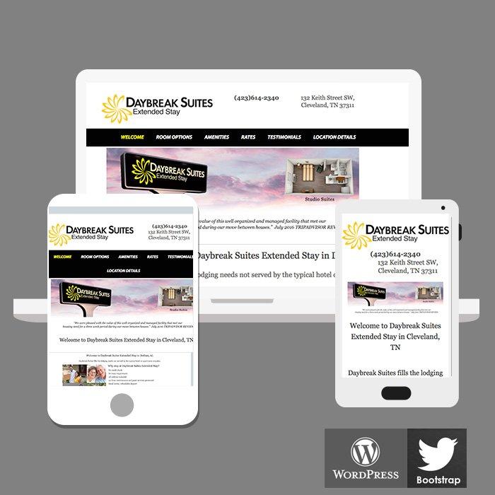 Simple website Resturants Atlanta