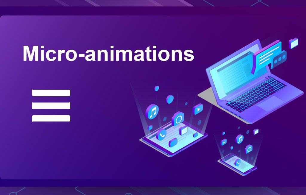 Micro-Animations