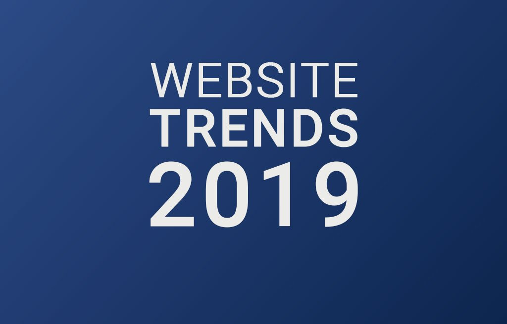 Website Design Trends 2019