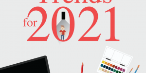 2021 graphic design trends